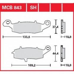 MCB843