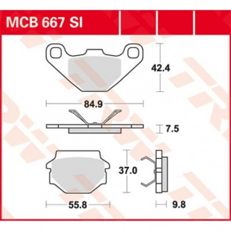 MCB667SI