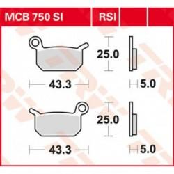 MCB750SI