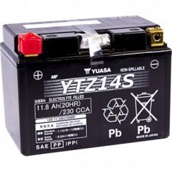 Baterie Yuasa YTZ14S