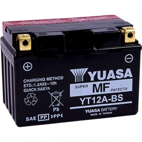 Baterie Yuasa YT12A-BS