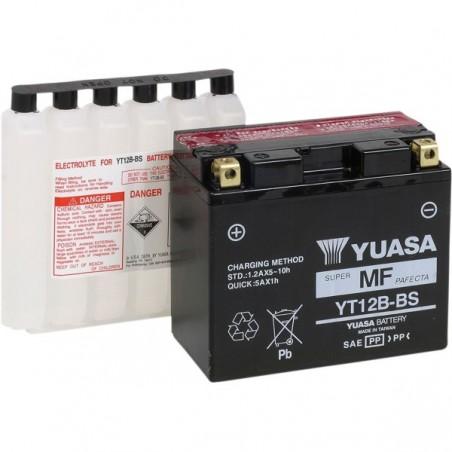 Baterie Yuasa YT12B-BS