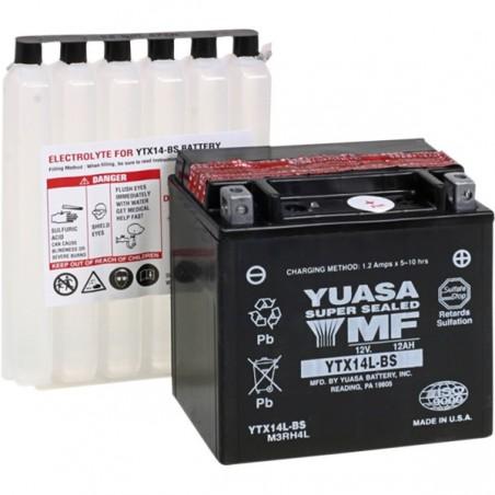 Baterie Yuasa YTX14L-BS