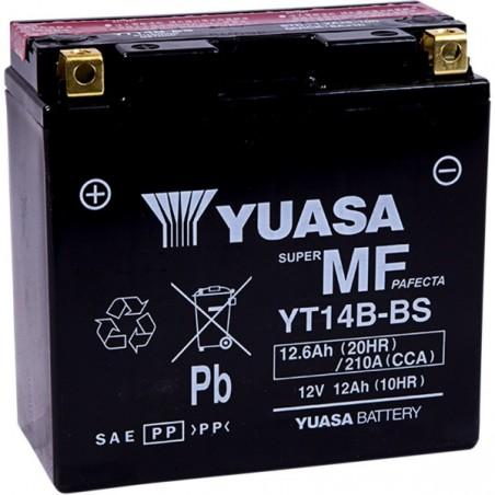 Baterie Yuasa YT14B-BS