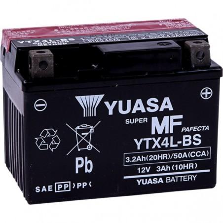 Baterie Yuasa YTX4L-BS