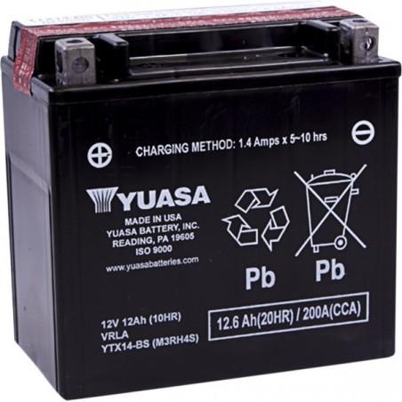 Baterie Yuasa YTX14-BS