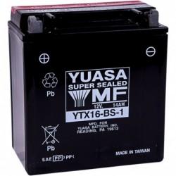 Baterie Yuasa YTX16-BS-1