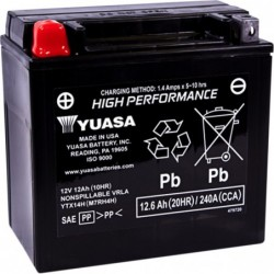 Baterie Yuasa YUAM7RH4H