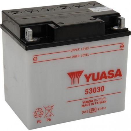 Baterie Yuasa 53030