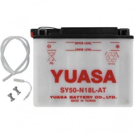 Baterie Yuasa SY50-N18L-AT
