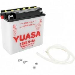 Baterie Yuasa 12N5.5-4A