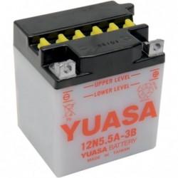Baterie Yuasa 12N5.5A-3B
