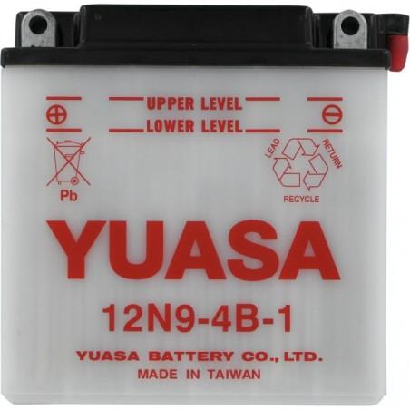 Baterie Yuasa 12N9-4B-1