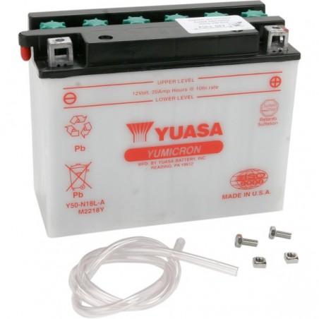 Baterie Yuasa Y50-N18L-A