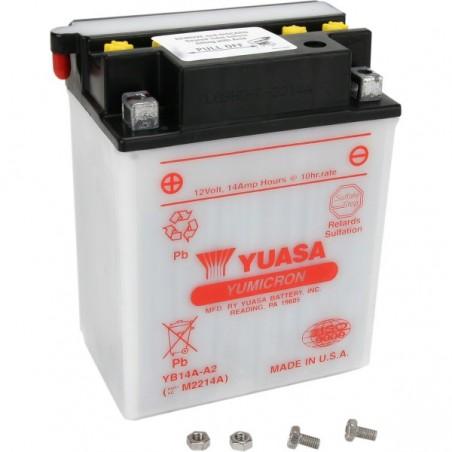 Baterie Yuasa YB14A-A2