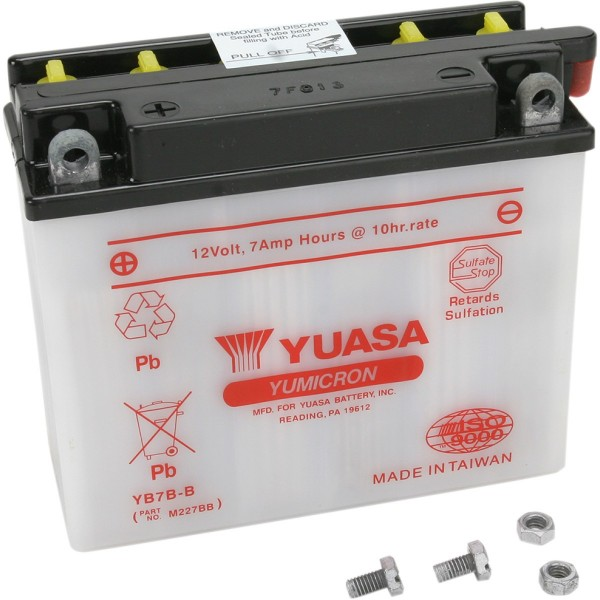 Baterie Yuasa YUAM227BB