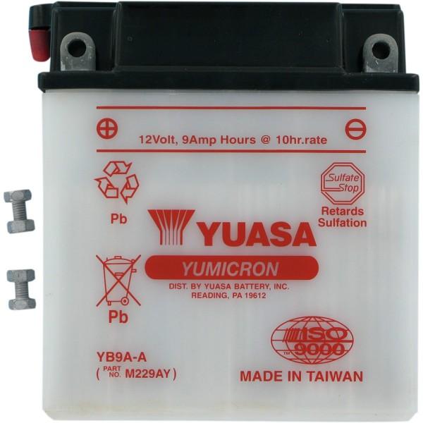 Baterie Yuasa YB9A-A