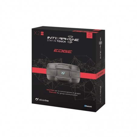 Intercom Interphone Edge 1 casca