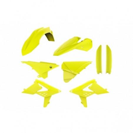Kit plastice Polisport  Beta RR 2013-2017  FLUO YELLOW