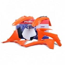 Kit plastice Polisport  ENDURO KTM 2012-2013