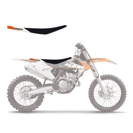 Husa sa KTM 17- Blackbird Racing DREAM 3  ORANGE/BLACK/WHITE