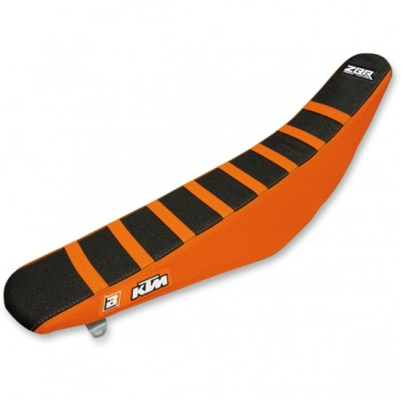 Husa sa KTM 1998-2007 Blackbird Racing ZEBRA  ORANGE/BLACK