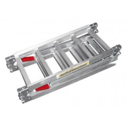 Rampa moto aluminiu pliabila in 3
