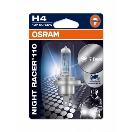 Bec halogen H7 12V 55W Osram Moto Night Racer 110%