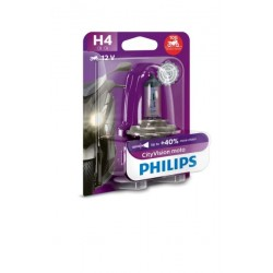 Bec halogen H4 12V 60/55W Philips City Vision Moto +40%