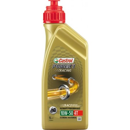 Castrol Power 1 Racing 10W50 1L