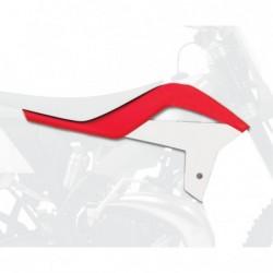 Carene laterale rezervor/radiator Polisport 8413300009 RED