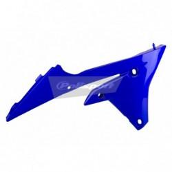 Carene laterale rezervor/radiator Polisport 8417200001 BLUE