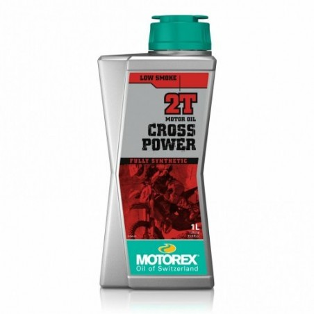 Ulei amestec 2 timpi MOTOREX  Cross Power 2T  1L