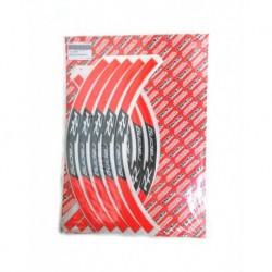 Set stickere roata fata/spate enduro BETA Racing 031431560000